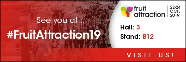 Banner Fruit Attraction 2019